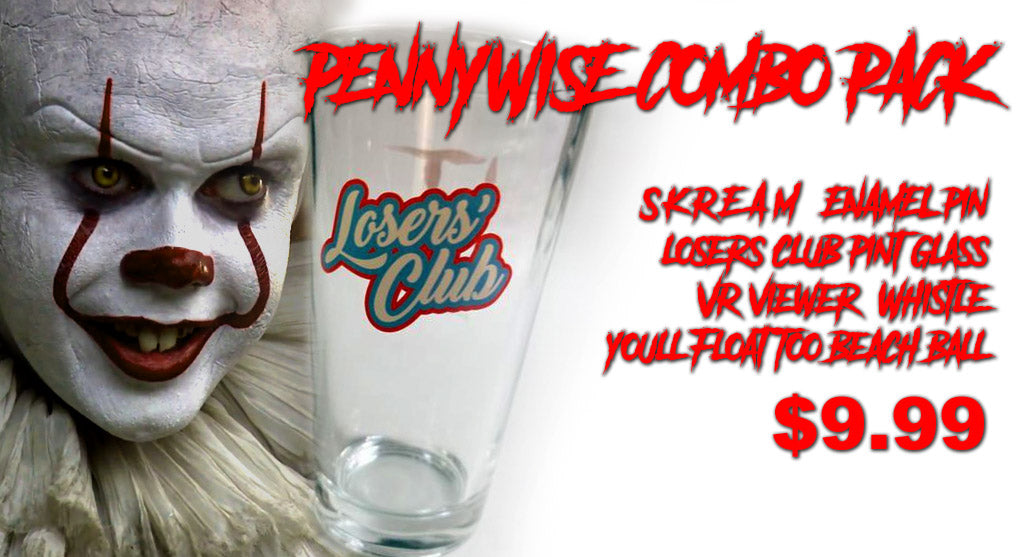 Pennywise Combo Pack