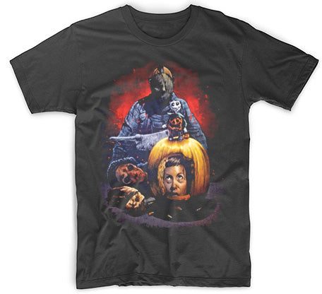 Tales of Halloween Friday the 31st T-Shirt
