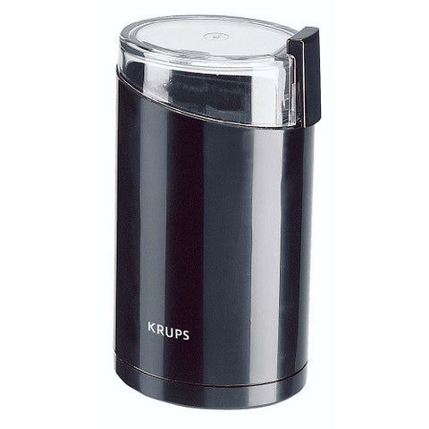 Krups Black Coffee Grinder - Black