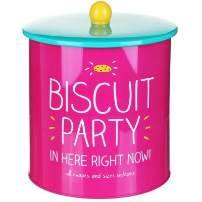Biscuit Party Biscuit Barrel