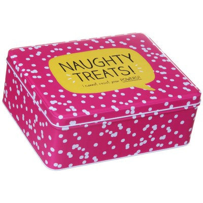 Naughty Treats Tin