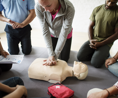 Level 3 Award in Emergency First Aid
