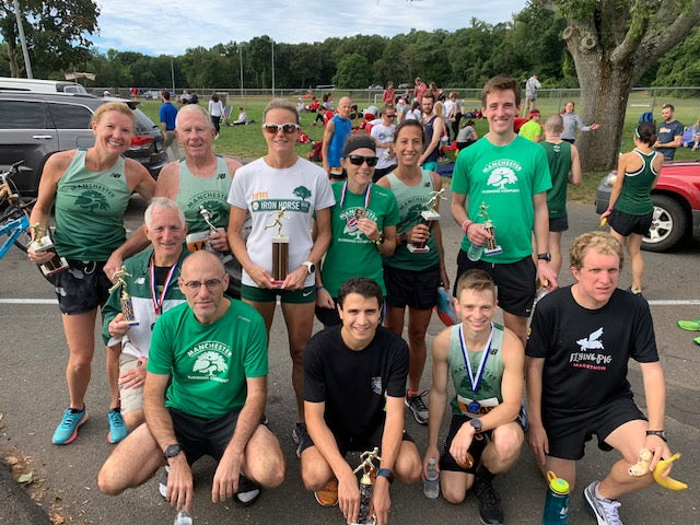 Racing Squad Sweeps Race #1 of USATF-CT Cross Country