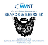 beards and beers 5k logo