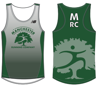 MRC Sublimated Singlet - Men's
