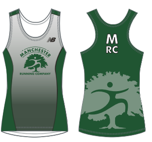 Women's MRC Sublimated Singlet