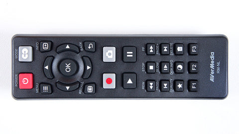 HD EzRecorder Plus Remote Control (C283S)