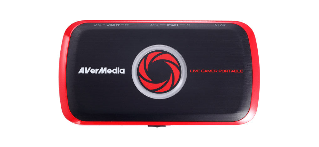 Live Gamer Portable front view
