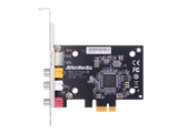 SD PCIe Video Capture Card with Composite / S-Video Interfacing (CE310B)
