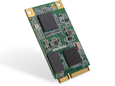 Mini PCI-e HW Encode Frame Grabber with 3G-SDI (CM313B)
