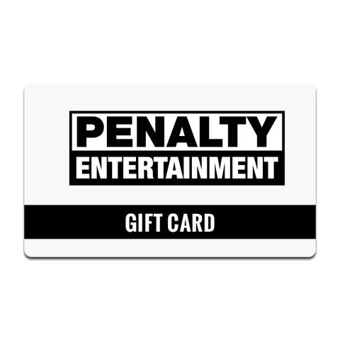 Penalty Entertainment Gift Card