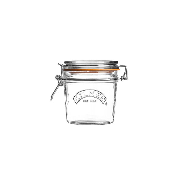 Kilner Round Clip Top Storage Jar 0.35L