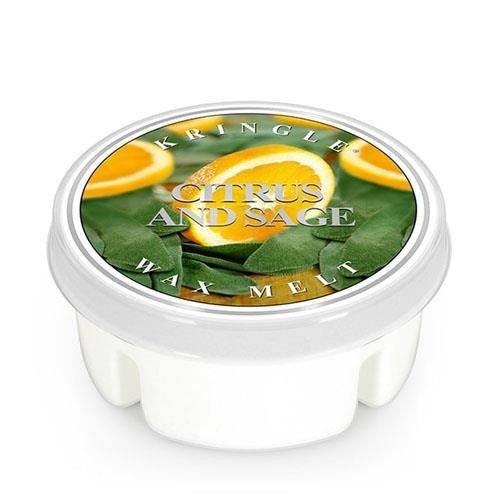 Kringle Candles Citrus and Sage Wax Melt