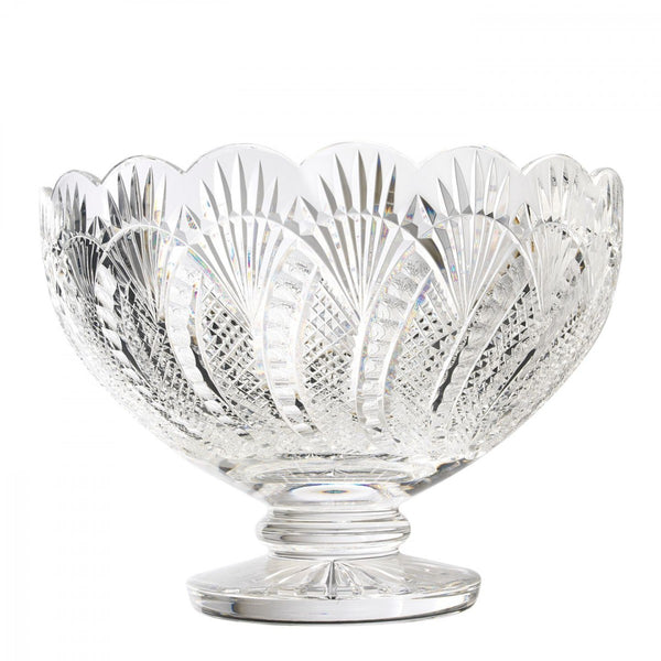 Waterford Crystal Prestige Collection  Seahorse Centrepiece Bowl 30cm