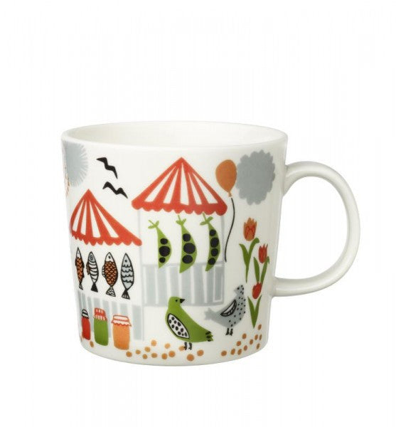 Finland Arabia Moments Market Place Mug 0.30L