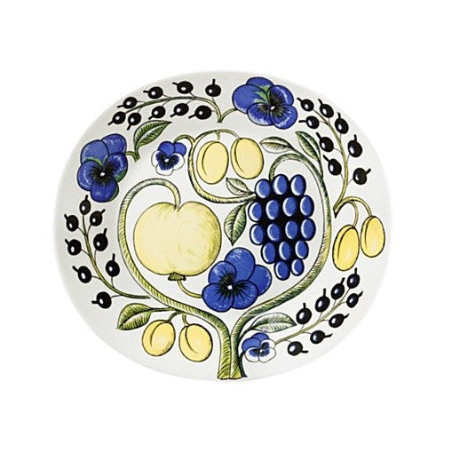 Finland Arabia Paratiisi Oval Platter 22cm by 25cm