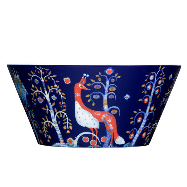 Iittala Taika Blue Serving Bowl 2.8L