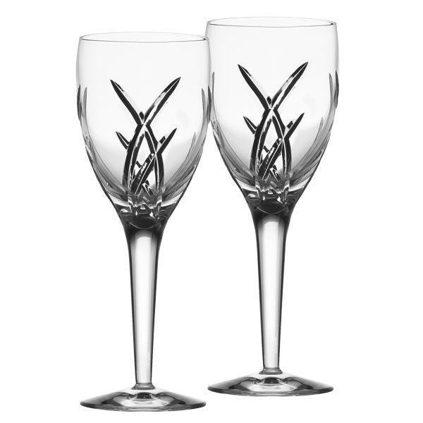 Waterford Crystal John Rocha Signature Wine Glass 24.5cm (Pair)