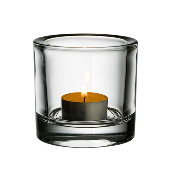 Iittala Kivi Clear Votive 6cm (Boxed)