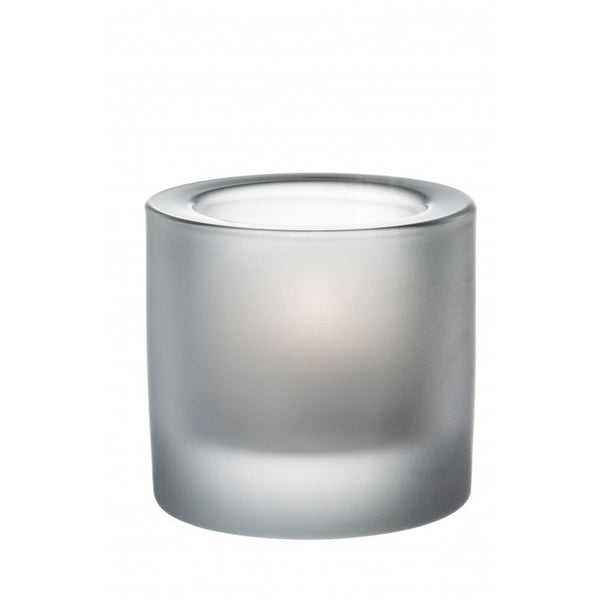 Iittala Kivi Matt Frosted Votive 6cm (Boxed)