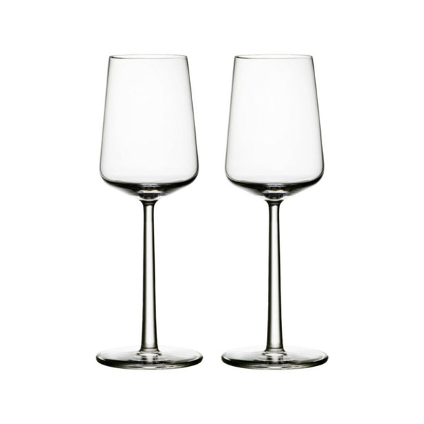 Iittala Essence White Wine Glass 0.33L (Pair)
