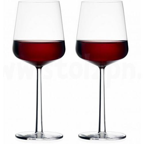 Iittala Essence Red Wine Glass 0.45L (Pair)