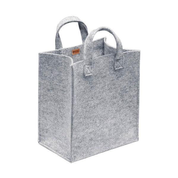 Iittala Meno Grey Bag 35cm by 30cm by 20cm