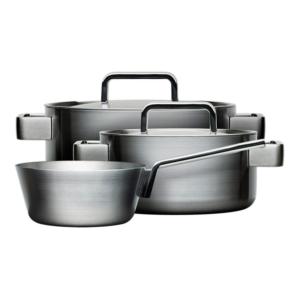 Iittala All Steel Casserole Set (3 Piece Set)