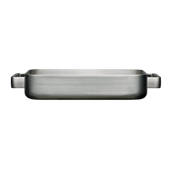 Iittala All Steel Small Oven Dish 36cm by 24cm by 6cm