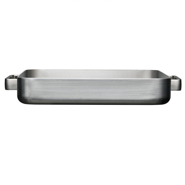 Iittala All Steel Large Oven Dish 41cm by 37cm by 6cm