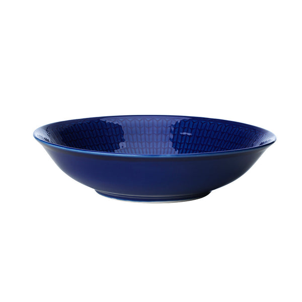 Rorstrand Swedish Grace Sea Blue Deep Plate 19cm [C]