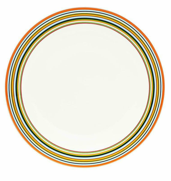 Iittala Origo Orange Dinner Plate 26cm