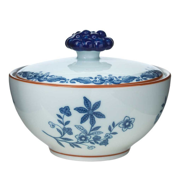 Rorstrand Ostindia Casserole Dish with Lid 0.35L