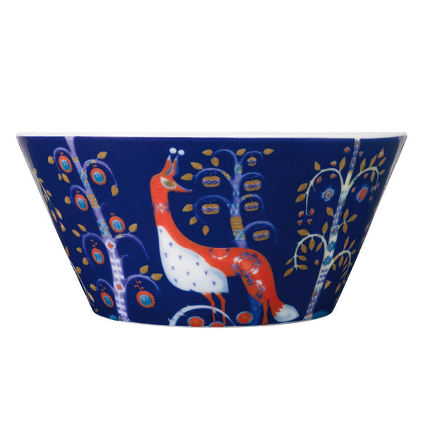 Iittala Taika Blue Cereal Bowl 0.60L