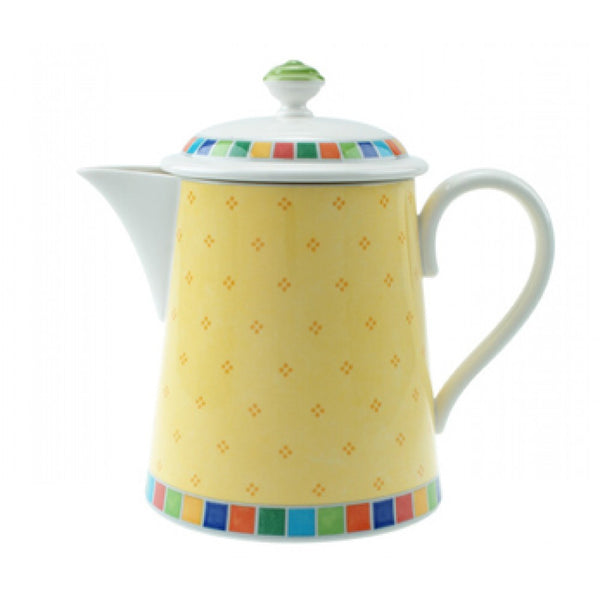 Villeroy and Boch Twist Alea Limone Coffeepot 1.25L