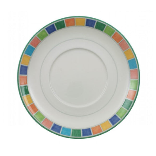Villeroy and Boch Twist Alea Breakfast Cup Saucer 17cm (Saucer Only)