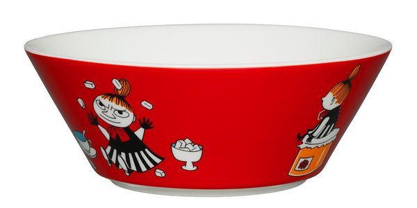 Moomin Little My Red Cereal Bowl 15cm