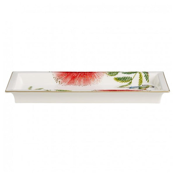 Villeroy and Boch Amazonia Rectangular Decorative Bowl 25cm by 10cm