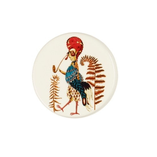 Iittala Tanssi Rooster Decorative Plate 12cm