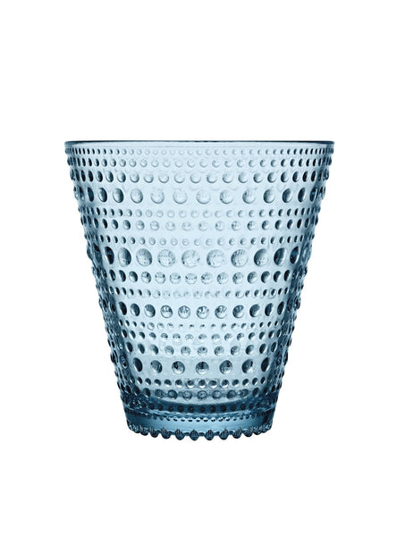 Iittala Kastehelmi Light Blue Tumbler 30cl (Pair)