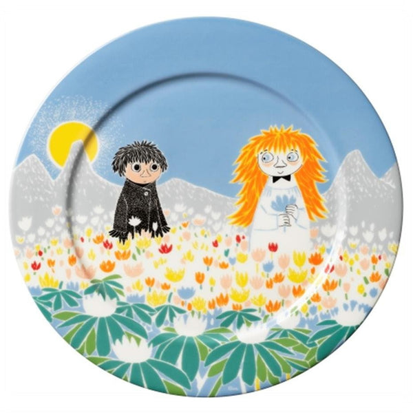 Moomin Friendship Serving Plate 30cm