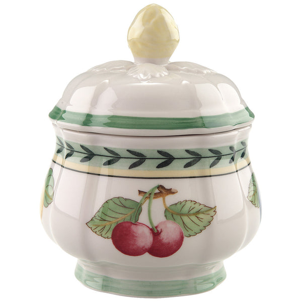 Villeroy and Boch French Garden Sugar Bowl 0.20L