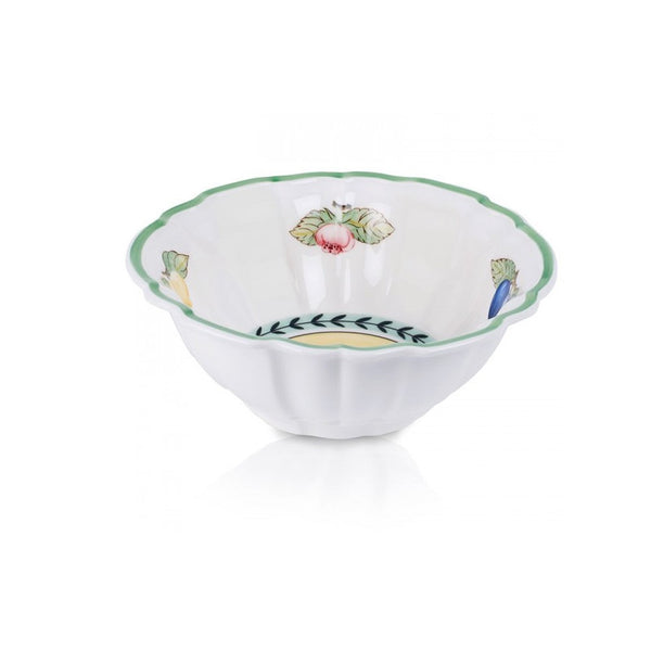 Villeroy and Boch French Garden Fluted Bowl 0.75L