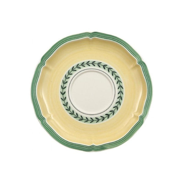 Villeroy and Boch French Garden Soup Cup Saucer 17cm