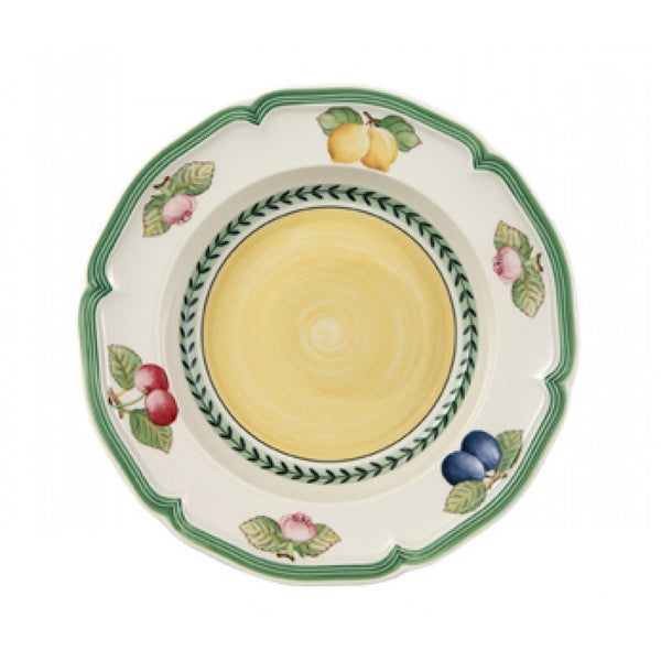 Villeroy and Boch French Garden Deep Plate 23cm