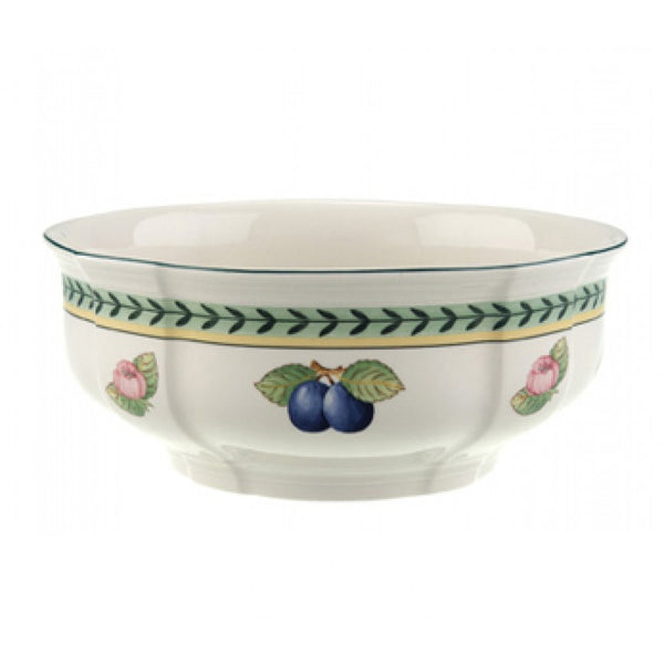 Villeroy and Boch French Garden Salad Bowl 21cm