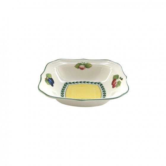 Villeroy and Boch French Garden Salad Bowl Square 21cm