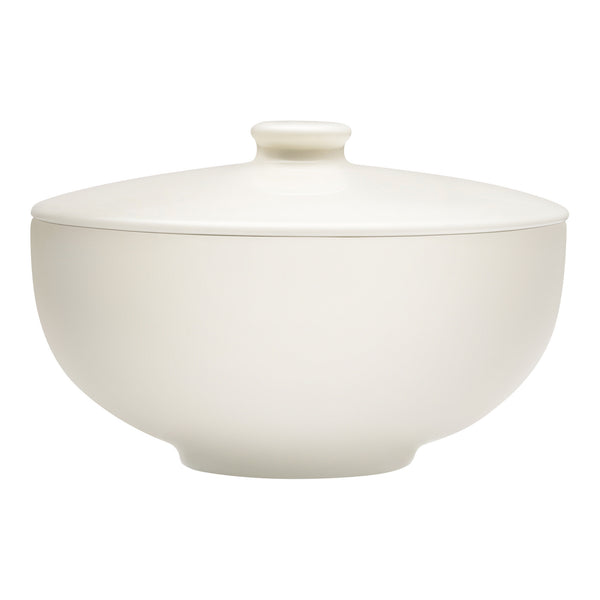Iittala Teema White Soup Bowl With Lid 0.80L