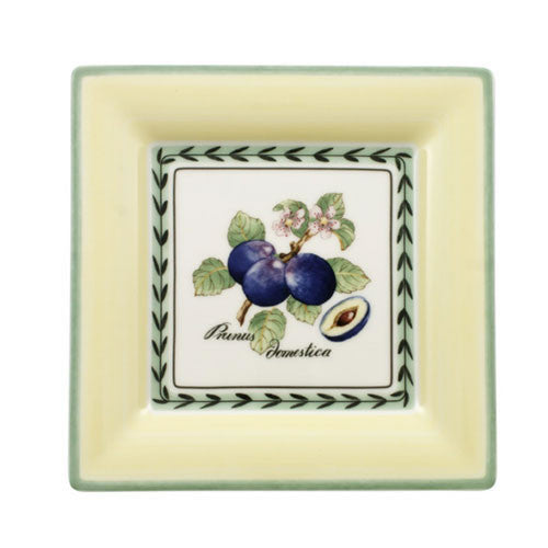 Villeroy and Boch French Garden Macon Square Salad Plate 21cm