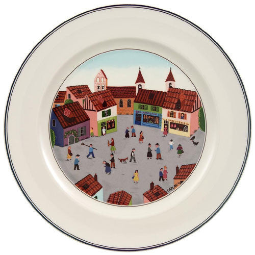 Villeroy and Boch Design Naif Village Dinner Plate 27cm